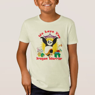 Dragon Warrior Love T-Shirt