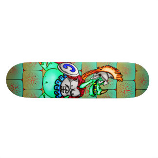 Dragon Warrior Custom Skate Board