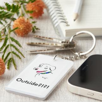 Dragon Wear Apparel - OS - Keychain