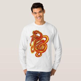 Dragon white Tshirt