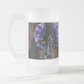 Dragon Wings Coffee Mugs