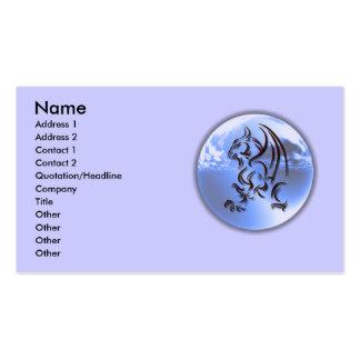 Dragon World Business Card