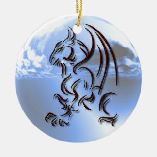 Dragon World Ornaments