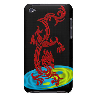 Dragon Yin Yang Disc Case-Mate iPod Touch Case