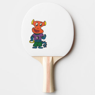DragonAngle Ping Pong Paddle