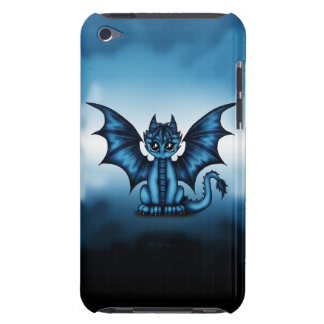 Dragonbaby blue iPod touch cases