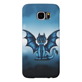 Dragonbaby blue samsung galaxy s6 cases