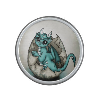 Dragonbaby in egg bluetooth speaker