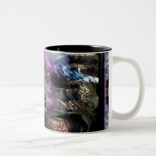 Dragoncat Sci-Fi Fantasy Series 2 Mug