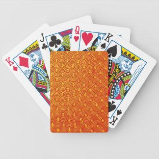 Dragonfire Scales Poker Deck