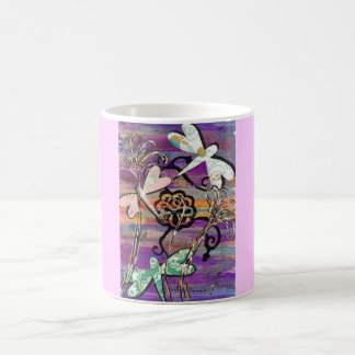 Dragonflies 3 mug