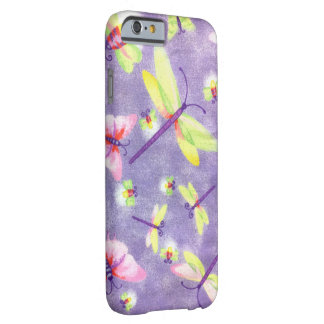 Dragonflies and Lightning Bugs Barely There iPhone 6 Case