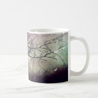 Dragonflies at Twilight Coffee Mug