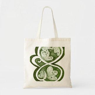 Dragonflies Budget Tote Bag