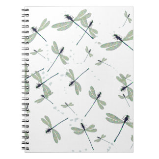 dragonflies in the sun notebooks