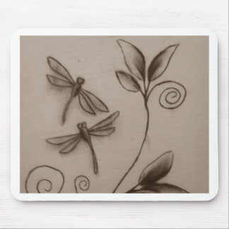 Dragonflies jpg mouse pads