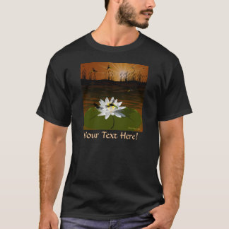 Dragonflies on the Pond T-Shirt
