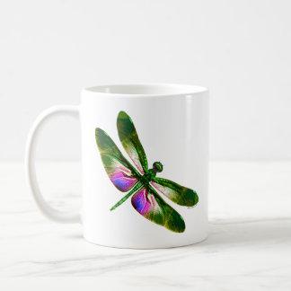 Dragonfly #1 coffee mug