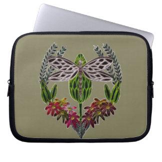 Dragonfly 1 laptop sleeve