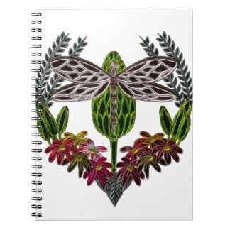 Dragonfly 1 note book