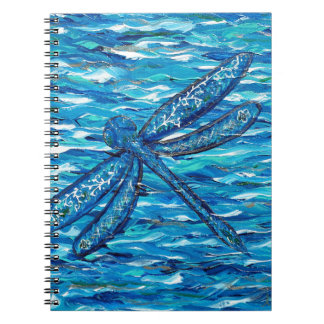 Dragonfly 2 spiral note books