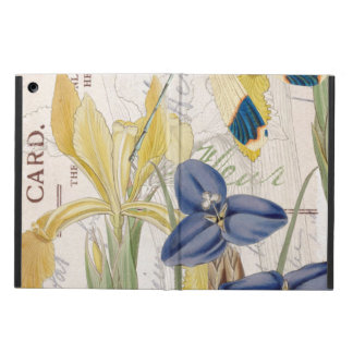 Dragonfly and Irises iPad Air Case