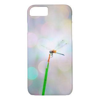 Dragonfly bokeh insect nature photo photograph iPhone 7 case