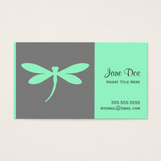 900 dragonflies business cards and dragonflies business