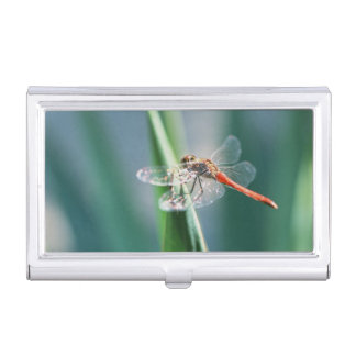 Dragonfly Business Card Holder