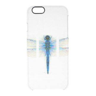dragonfly clear iPhone 6/6S case