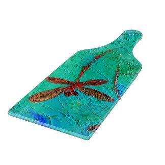 Dragonfly Dance Cutting Board