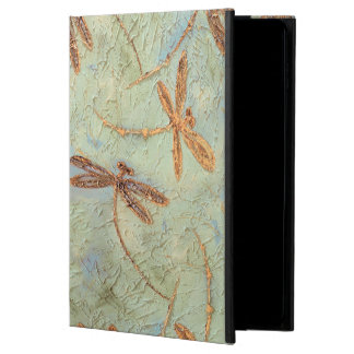 Dragonfly Dance Gold Powis iPad Air 2 Case