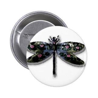 Dragonfly Design Pins