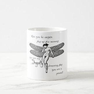 Dragonfly Dreaming Mug