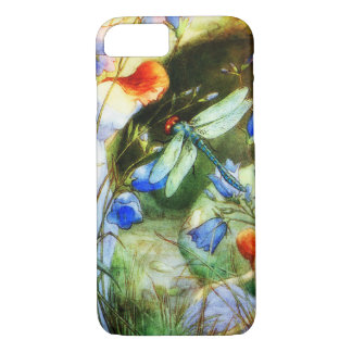 Dragonfly Fairy iPhone 7 Case