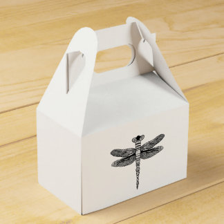 Dragonfly Favour Box