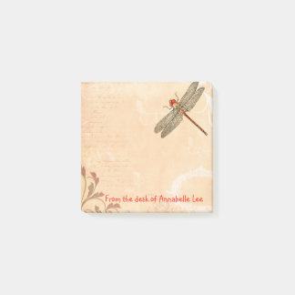 Dragonfly Frills Post-it Notes