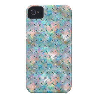 Dragonfly Galaxy iPhone 4 Case