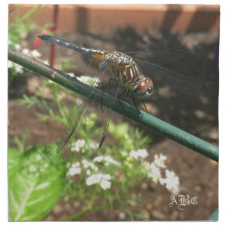 Dragonfly Gifts Napkin