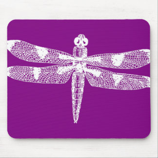 Dragonfly Graphic Mouse Pad