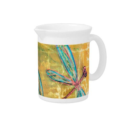 Dragonfly Haze Drink Pitcher
