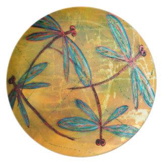 Dragonfly Haze Plate