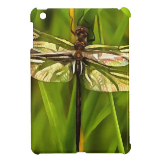Dragonfly In Brown And Yellow iPad Mini Case