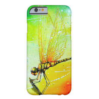 Dragonfly in the Wind Barely There iPhone 6 Case