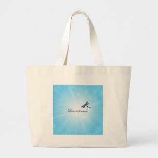 Dragonfly LOVE is Forever Bags