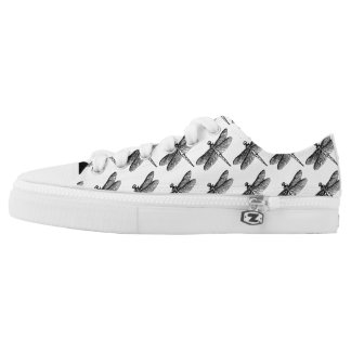 Dragonfly Low Tops