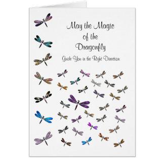 Dragonfly Magic Card