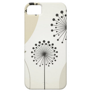 Dragonfly on a flower iPhone 5 covers