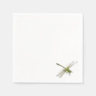 Dragonfly Paper Napkins