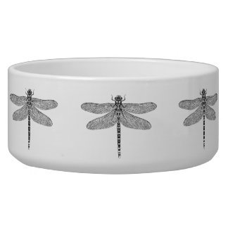 Dragonfly Pet Bowl